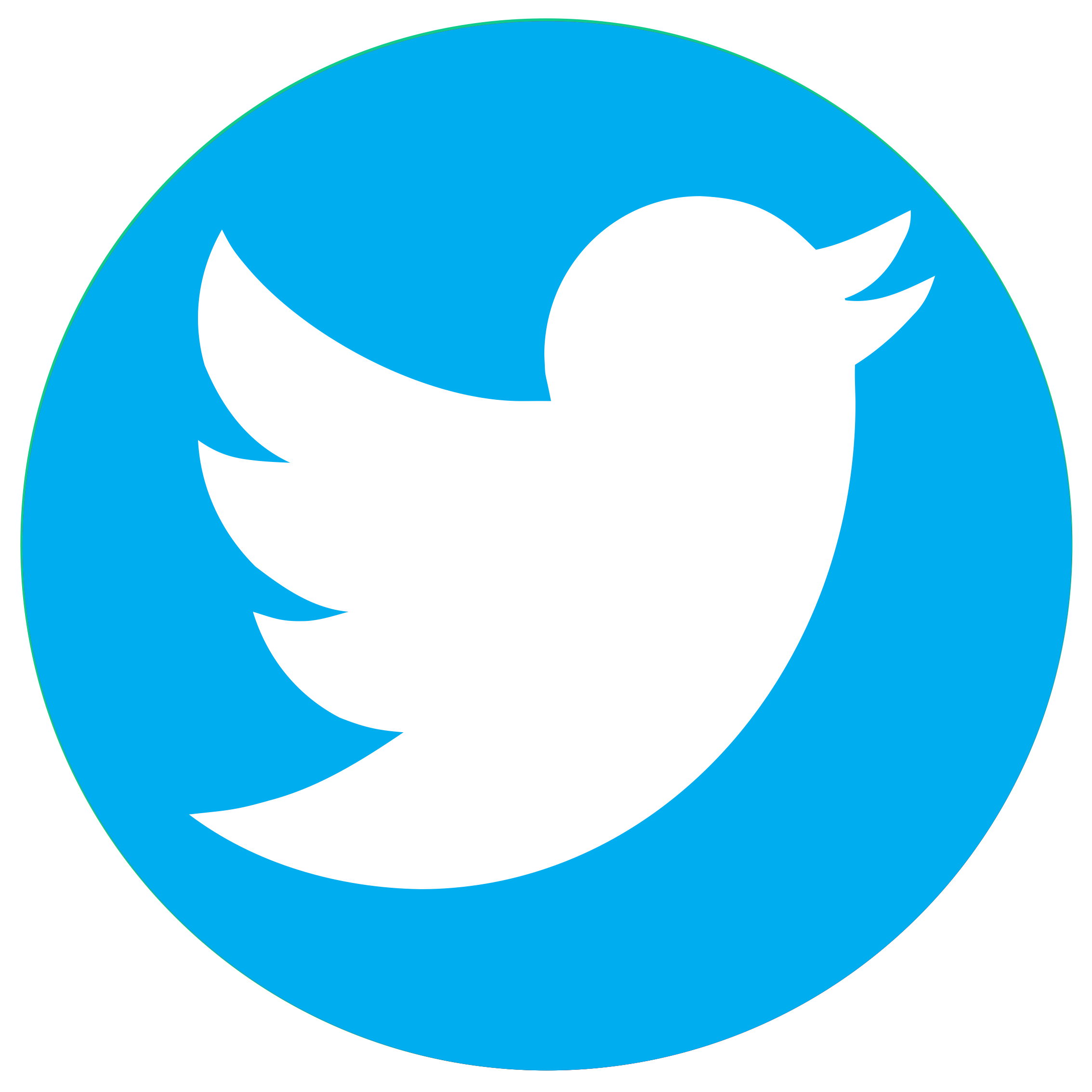 twitter round logo png transparent background 7